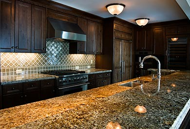 How To Make Granite Countertops Look Smooth And Shiny Granite